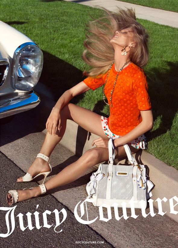 Кампания: Анна Селезнева для Juicy Couture. Изображение № 2.