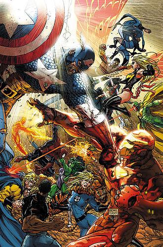 Marvel Universe на большом экране. Изображение № 6.