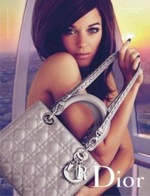 Марион Котийяр в рекламной кампании сумок Dior. Изображение № 2.