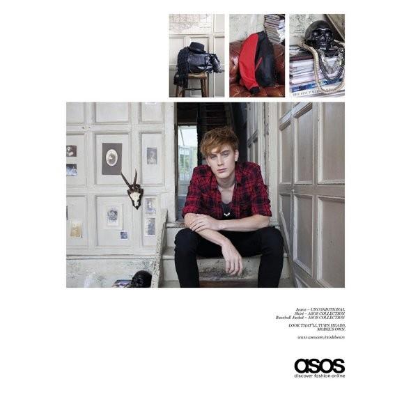 Изображение 34. Новые рекламные кампании: Pull & Bear, Asos и H&M.. Изображение № 34.