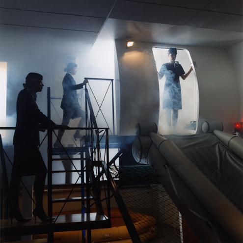 Стюардессы глазами фотографа Брайана Финке. Изображение № 18.