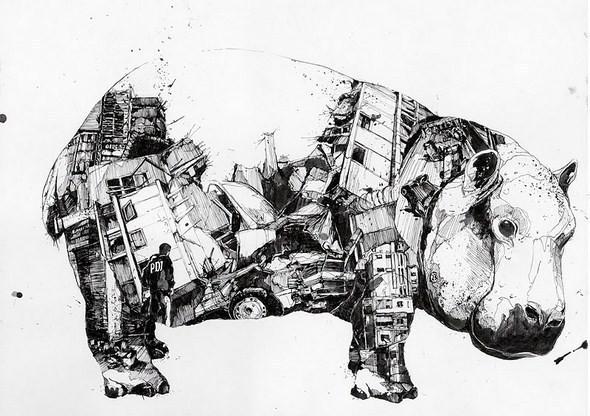 Изображение 4. Иллюстратор: Симон Прадес.. Изображение № 4.