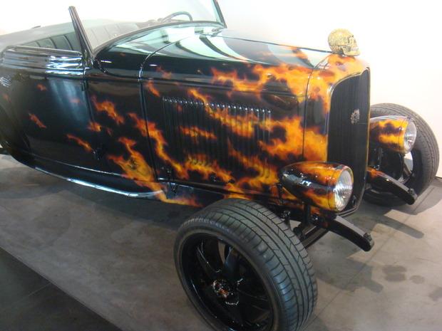 Испанский музей ретро-автомобилей. Изображение № 26.
