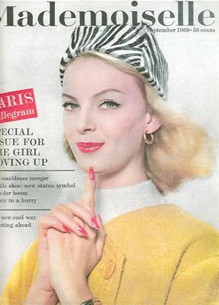 Изображение 6. Мода 60х: макияж.. Изображение № 6.