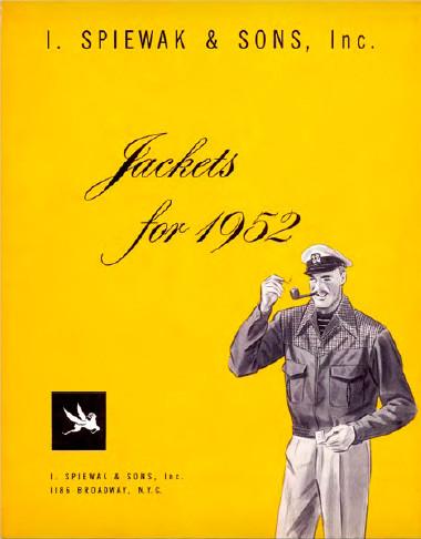 Краткая иллюстрированная история бренда Spiewak. Изображение № 14.