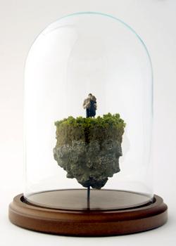 Нетрадиционный подход кфигуркам встеклянном шаре. Изображение № 12.