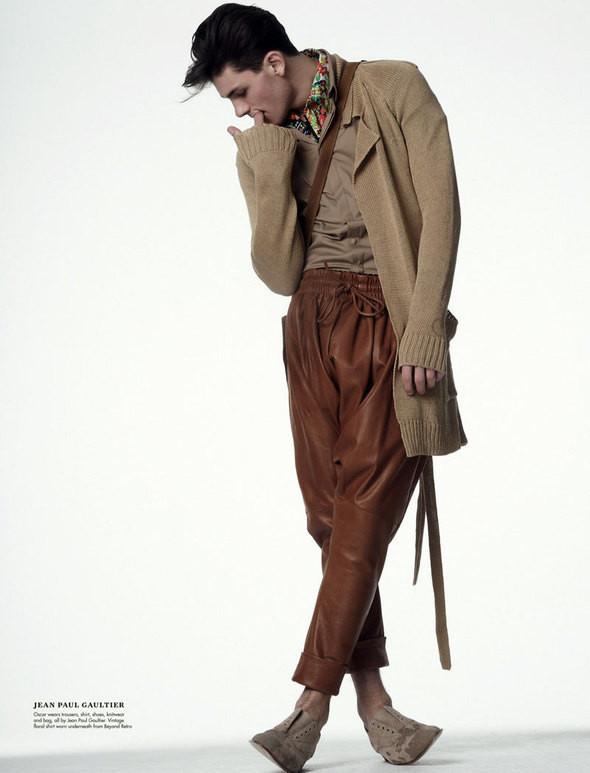 Изображение 19. Мужские весенне-летние коллекции в английском Attitude Magazine.. Изображение № 19.