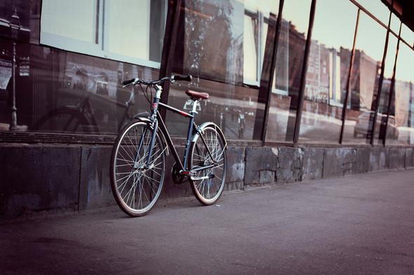 Изображение 2. Конкурс на лучший дизайн велосипеда.. Изображение № 2.