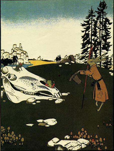 Сказочные иллюстрации. Изображение № 16.