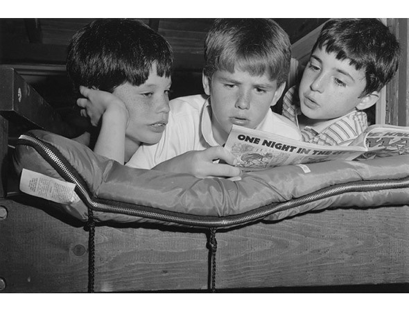 Классный час: Школьники в документальных фотографиях. Изображение № 54.