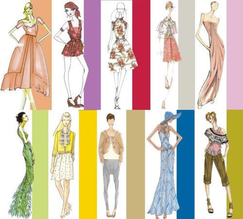 Модные цвета сезона весна лето 2009 отPantone. Изображение № 2.