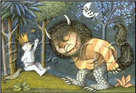 Гдеживут дикие звери?. Изображение № 3.