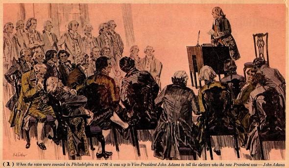 Американские иллюстраторы 40–60гг. ЧАСТЬ 1. Изображение № 51.