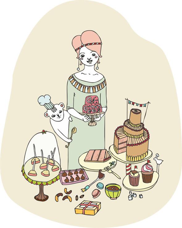 Забавные иллюстрации sweetpirat. Изображение № 5.