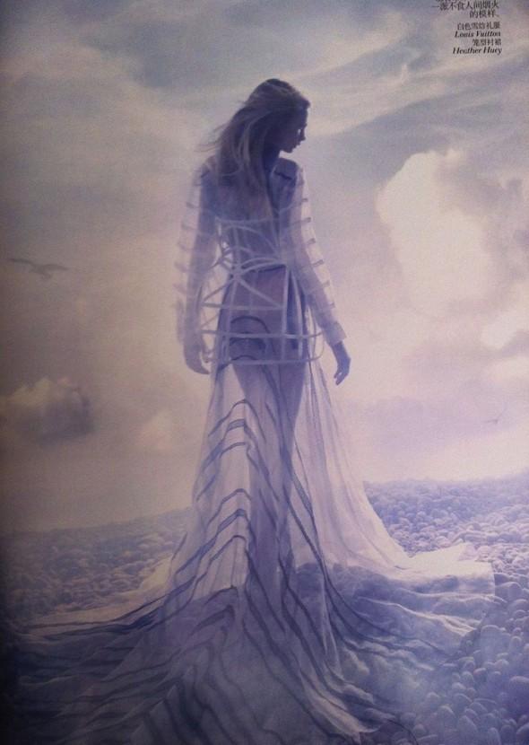 Съёмка: Кара Делевинь в объективе Сольве Сундсбо. Изображение № 6.