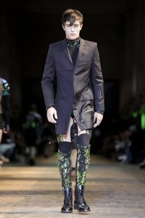 Изображение 5. Mugler Menswear Spring/Summer 2012.. Изображение № 5.