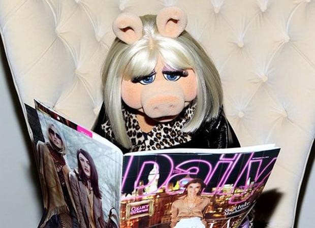 Мисс Пигги - Самая модная свинка мира.. Изображение № 13.