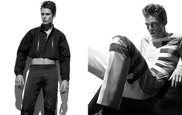 Мужские рекламные кампании: Zara, H&M, Bally и другие. Изображение № 25.