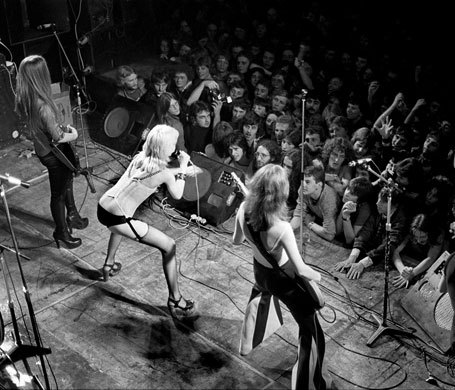 Говард Барлоу – рок-фотограф. Изображение № 8.