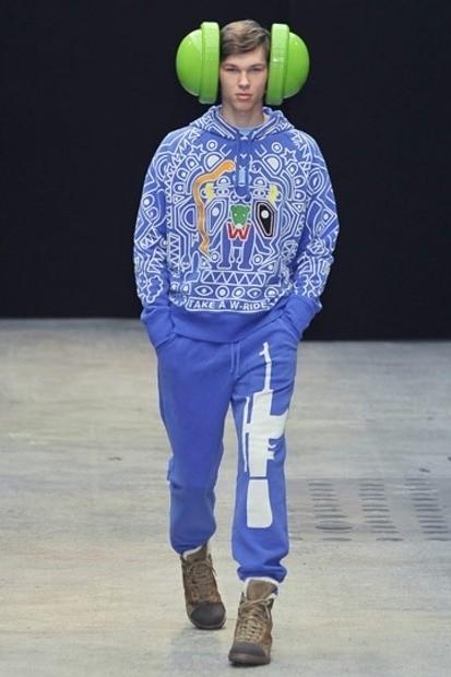 Изображение 4. Fashion-авангард из разных стран.. Изображение № 5.