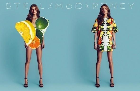Изображение 78. Рекламные кампании: Chanel, Donna Karan, Stella McCartney и другие.. Изображение № 76.