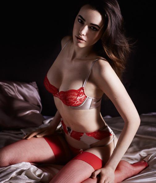 Лукбук осенне-зимней кампании бренда нижнего белья Myla. Изображение № 3.