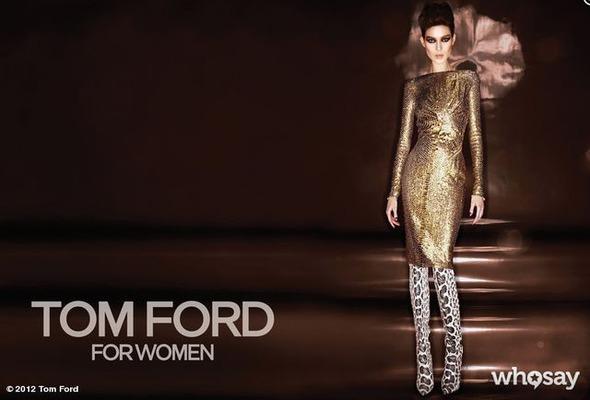 Кампании: Louis Vuitton, Tom Ford, Alexander McQueen и другие. Изображение № 13.
