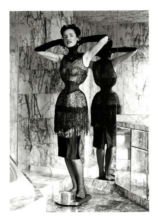 Съёмка: Стелла Теннант в объективе Стивена Майзела. Изображение № 7.