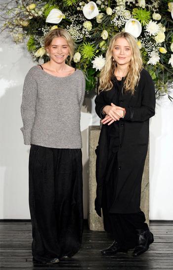 Будущее моды: Эшли и Мэри-Кейт Олсен. Изображение № 6.