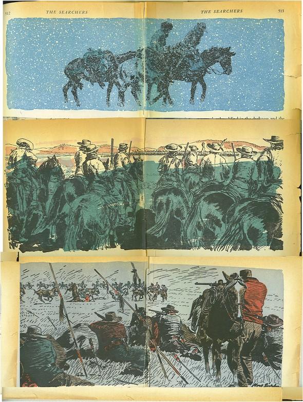 Американские иллюстраторы 40–60гг. ЧАСТЬ 1. Изображение № 71.