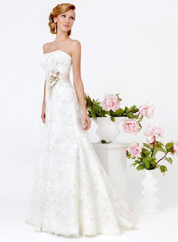 Свадебная Коллекция  от дизайнера Татьяна Каплун-Kookla 2013 ( Simple White ). Изображение №16.