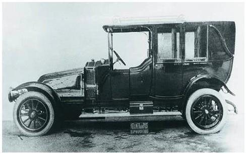 Renault из гаража Николая II. Изображение № 10.