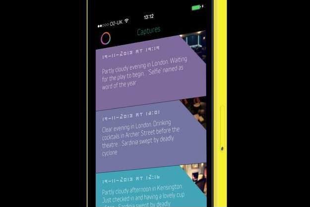 iOS-приложение помогает запомнить контекст событий. Изображение № 2.