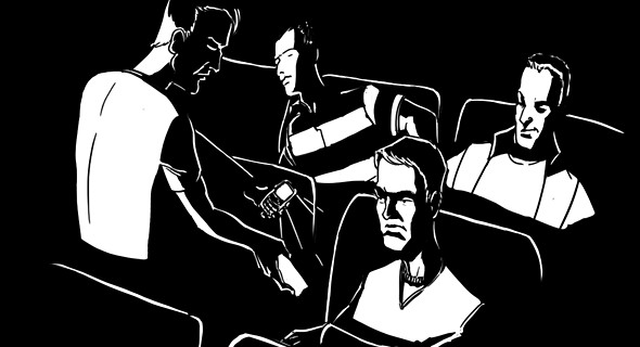 Изображение 9. Как вести себя в кино: Десять правил хорошего тона.. Изображение № 2.