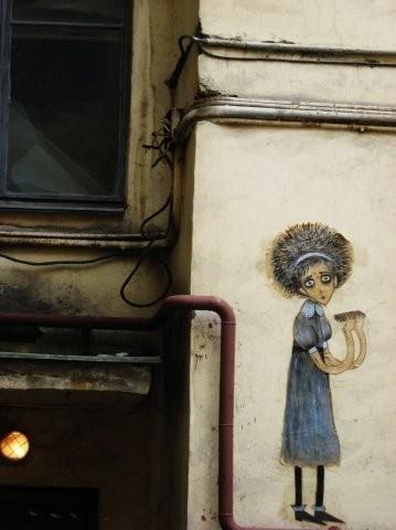 Граффити Петербурга. Изображение № 19.
