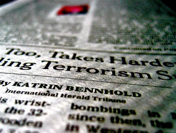 Терроризм в кинематографе. Новый взгляд. Изображение № 1.