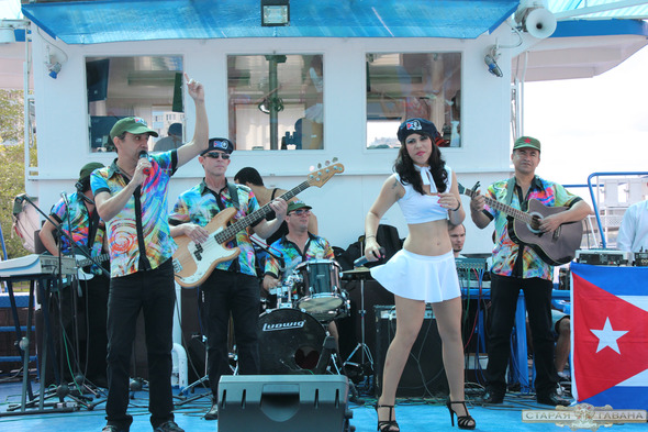 """""""Старая Гавана"""" в открытом плавании 22.07.2012. Изображение № 45."""