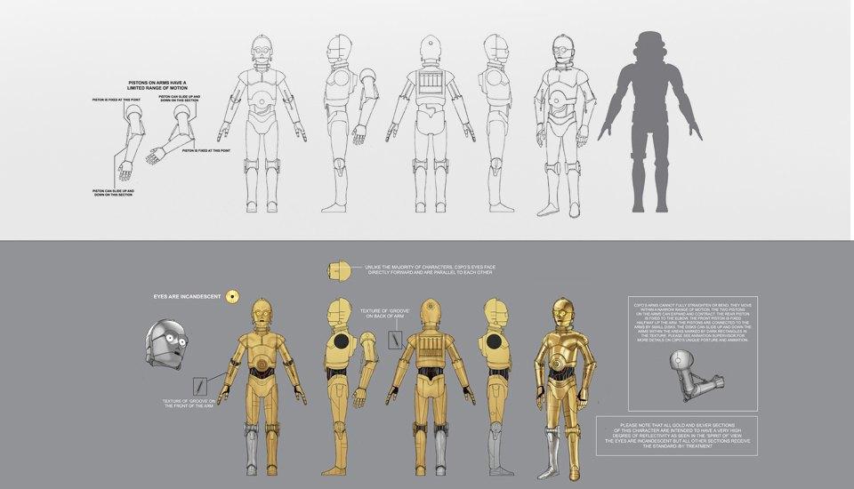 Продюсер анимационных «Звёздных войн» о работе мечты. Изображение № 9.