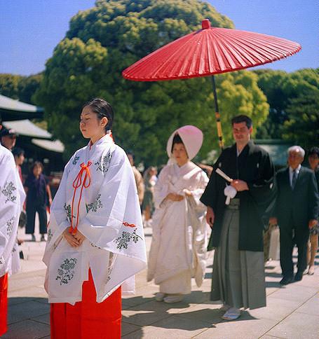 Изображение 3. Свадебная церемония и романтическое путешествие в Японии.. Изображение № 2.
