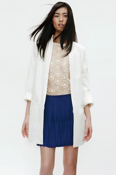 Лукбук: Zara April 2012. Изображение № 14.