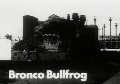 Bronco Bullfrog: ремастеринг культовой классики. Изображение № 1.