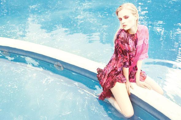 Изображение 4. Съёмки: Harper's Bazaar, Vogue, W и другие.. Изображение № 4.