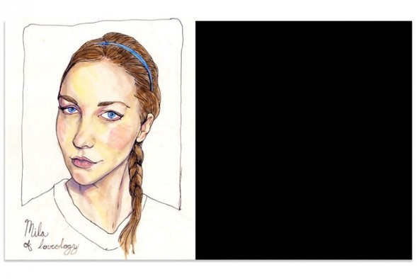 TheBlogger Portrait Series byDanny Roberts. Изображение № 14.