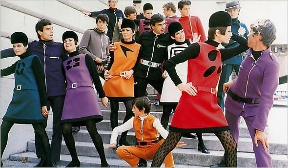 Модному дому Pierre Cardin исполнилось шестьдесят лет. Изображение № 2.