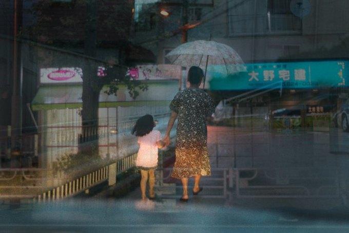 Таксист-фотограф снимает ночной город. Изображение № 7.