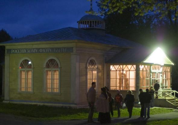 Ночь в музее. Изображение № 7.