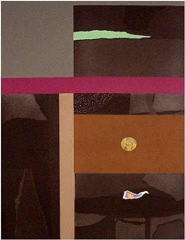 Луиза Невельсон. Черная величественность. Изображение № 10.