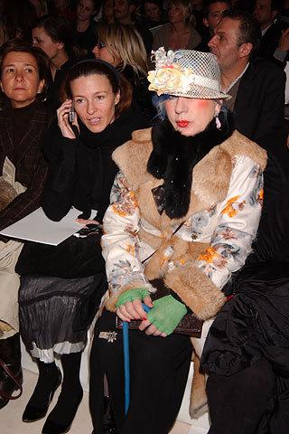 Анна Пьяджи. Модный гардероб. Изображение № 52.