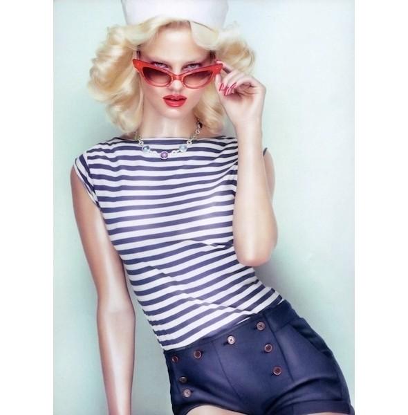 Изображение 14. Съемки: Love, Purple Fashion, Vogue и другие.. Изображение № 20.