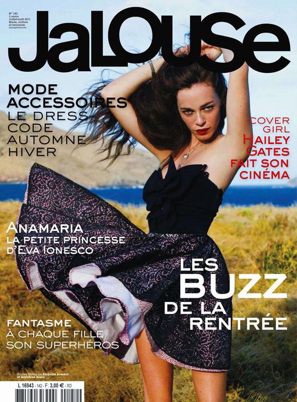 Изображение 1. Обложки: Harper's Bazaar, Marie Claire и другие.. Изображение № 2.